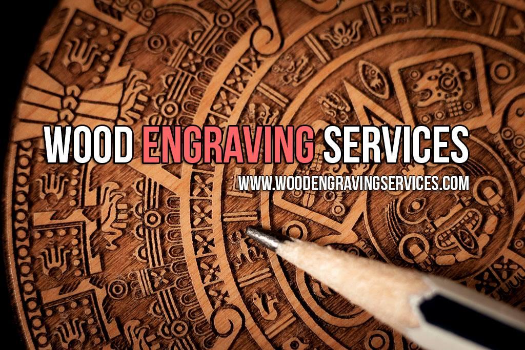 Wood Engraving Services Custom Laser Art Engraving